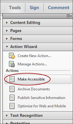 how to change font size in adobe acrobat xi