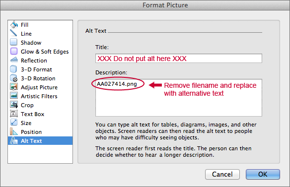 Microsoft PowerPoint 2011 (Mac)